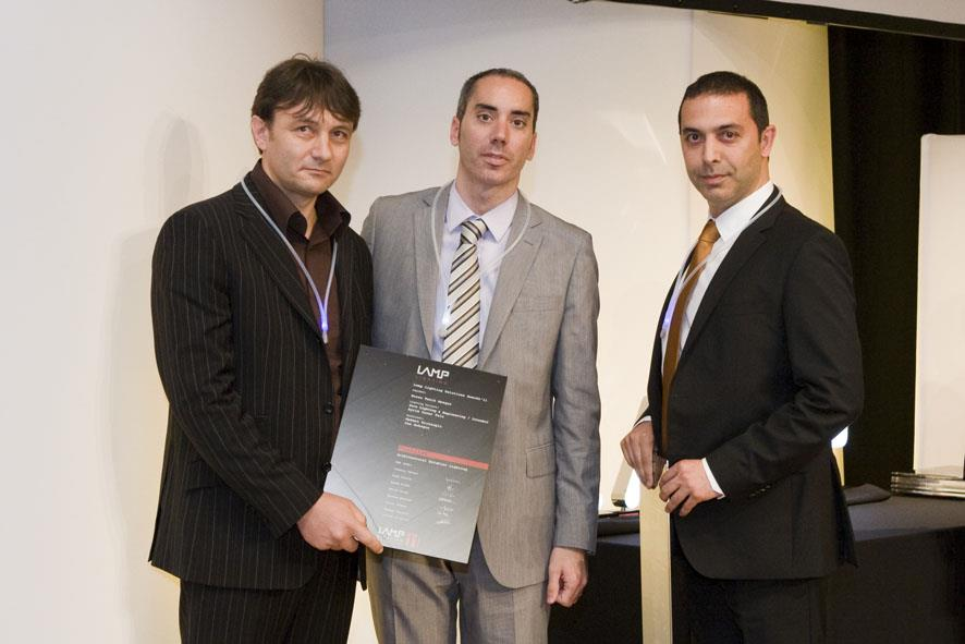 Award of Mention, Lamp Lighting Solutions Awards 2011