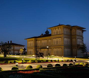 The Mansion and the Grove of Vahdettin Sultan / Istanbul